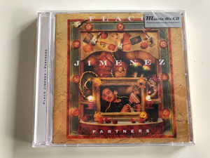 Flaco Jimenez ‎– Partners / Reprise Records Audio CD 1992 / 8718627225851