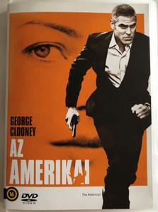 The American DVD 2010 Az Amerikai / Directed by Anton Corbijn / Starring: George Clooney, Johan Leysen, Violante Placido, Thekla Reuten (5996051160167)