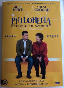 Philomena DVD 2013 Philomena - Határtalan szeretet / Directed by Stephen Frears / Starring: Judi Dench, Steve Coogan (5999546336740)