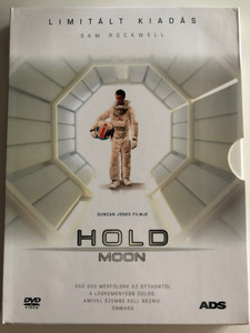 Moon DVD 2009 Hold - 2 Disc Limited edition / Directed by Duncan Jones / Starring: Sam Rockwell, Kevin Spacey, Dominique McElligott / 2DVD / Bonus: Whistle (short movie) (5999544258914)