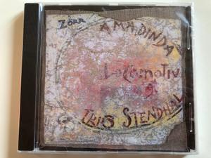 Zörr - Amadinda, Locomotiv GT, Trio Stendhal / Hungaroton-Gong Audio CD 1992 / HCD 37669