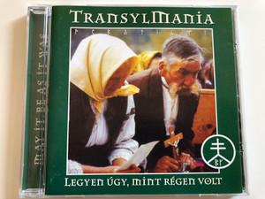 Transylmania – Legyen Úgy, Mint Régen Volt / Periferic Records Audio CD 2004 / BGCD 134