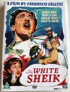The White Sheik DVD 1952 Lo sceicco bianco / Directed by Federico Fellini / starring: Alberto Sordi, Brunella Bovo, Leopoldo Trieste, Giulietta Masina (5060034577959)