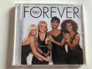 Spice Girls – Forever / Virgin Audio CD 2000 / CDV 2928