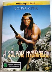 Spur des Falken DVD 1968 A sólyom nyomában / Directed by Gottfried Kolditz / Starring: Gojko Mitič, Hannjo Hasse, Barbara Brylska (5996357142676)