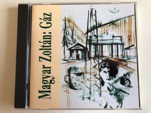 Magyar Zoltán: Gáz / Audio CD 1997 / AT-MZ/97-1/a