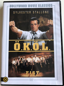 F.I.S.T DVD 1978 Ö.K.Ö.L / Directed by Norman Jewison / Starring: Sylvester Stallone, Rod Steiger, Peter Boyle, Melinda Dillon (5999546335774)