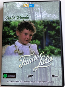 Tündér Lala DVD Lala fairy / Directed by Katkics Ilona / Starring: Mészáros Marci, Irina I Alfjorova, Ernyey Béla, Gelley Kornél / Film based on novel by Szabó Magda / Hungarian TV classic (5999552560603)