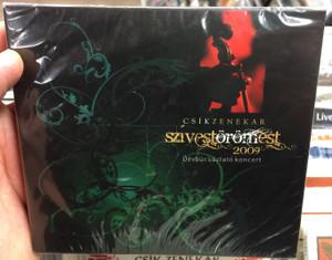 Csík Zenekar – SzívestÖRÖMest 2009 - Óévbúcsúztató Koncert / Fonó Records Audio CD & DVD 2010 / FA 257-2