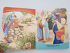Bible Pictures for toddlers / From the book 101 Favorite Stories from the Bible / Illustrated by Gloria Oostema / Hardcover - Board Book / Christian Aid Ministries 2019 / TGS001848 (9781949648416)