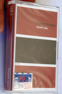Daniel Nettey  Thank You (2001) Danny Nettey  Audio Cassette