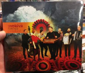 Molava - A Balkan kapuja Cimbaliband / Fono Records Audio CD / 5998048536528