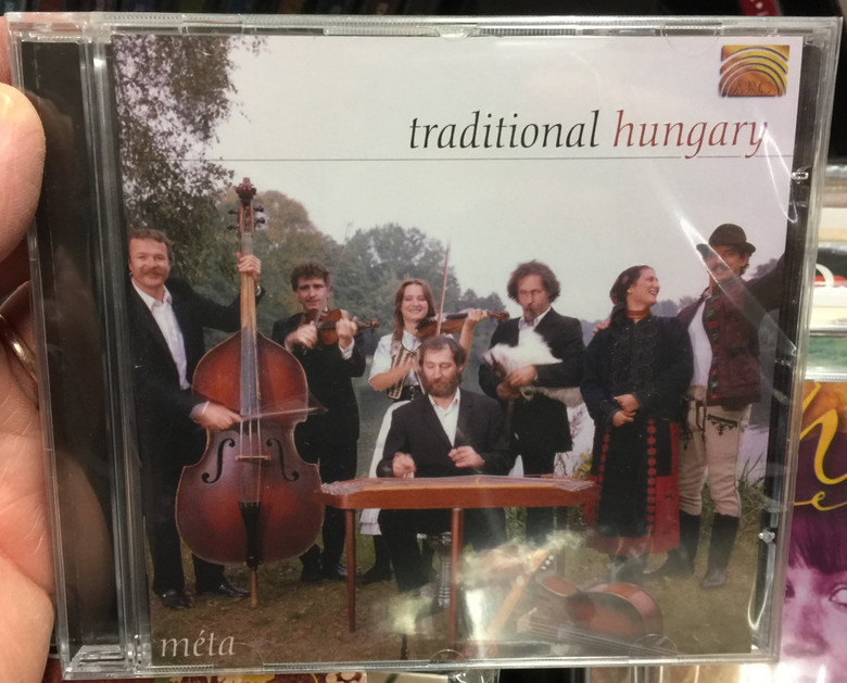 Traditional Hungary / meta / Audio CD / EUCD 1782