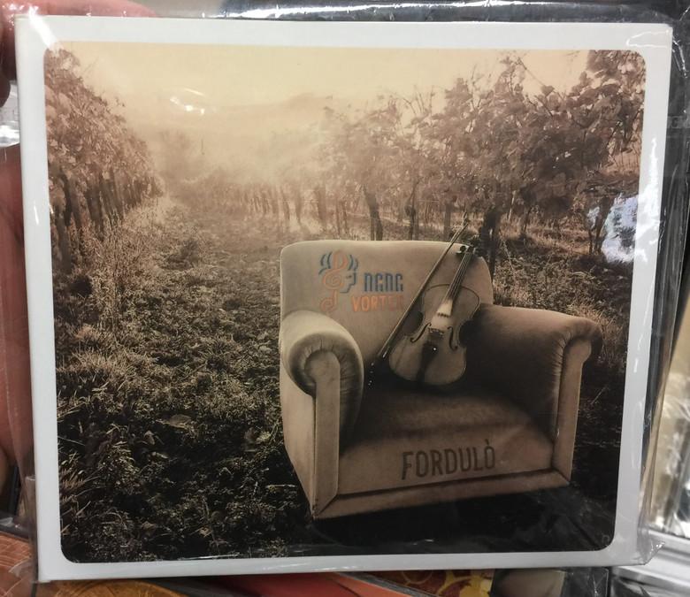 Nana Vortex - Fordulo / Fonó Budai Zeneház Audio CD 2016 / 5998048539321