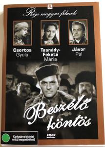 Beszélő köntös DVD 1941 The Talking Robe / Directed by Radványi Géza / Starring: Jávor Pál, Csortos Gyula, Tasnády-Fekete Mária, Bilicsi Tivadar (5999882685076)