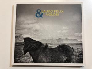 Lajkó Félix & Volosi / Fonó Budai Zeneház Audio CD 2019 / FA 425-2 / Speedmotion, Crawler, Valse, Downhill, Pompeii (5998048542529)