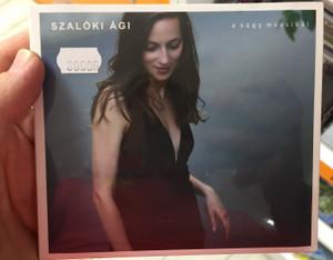 Szalóki Ági – A Vágy Muzsikál / Folk Európa Audio CD 2008 / FECD 041