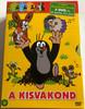 A kisvakond DVD full SET Krtek the Little Mole Full Series / 3 Discs - 447 minutes - 49 episodes / Kisvakond teljes sorozat / Krteček (5996473008252.)