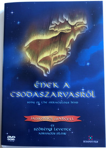 Ének a csodaszarvasról DVD 2002 Song of the miraculous hind / Directed by Marcell Jankovics / Music by Levente Szörényi / Hungarian animated mythological and historical film (5999544249059)