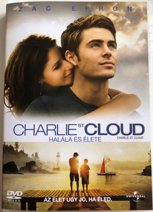 Charlie St. Cloud DVD 2010 Charlie St. Cloud halála és élete / Directed by Burr Steers / Starring: Zac Efron, Charlie Tahan, Amanda Crew, Kim Basinger (5996051052240)