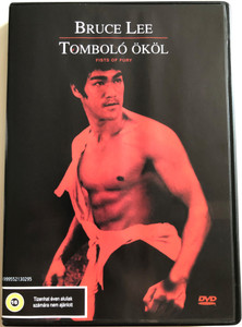 Fists of Fury DVD 1972 Tomboló Ököl / Directed by Lo Wei / Starring: Bruce Lee, Nora Miao / 精武門 (5999552130295)