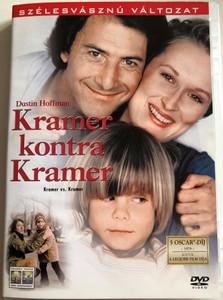 Kramer vs. Kramer DVD 1979 Kramer kontra Kramer / Directed by Robert Benton / Starring: Dustin Hoffman, Meryl Streep, Jane Alexander (5999010444940)