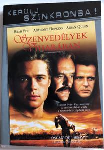 Legends of the fall DVD 1994 Szenvedélyek Viharában / Directed by Edward Zwick / Starring: Brad Pitt, Anthony Hopkins, Aidan Quinn, Julia Ormond (5999048918635)