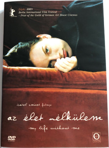 My life without me DVD 2003 Az élet nélkülem / Directed by Isabel Coixet / Starring: Sarah Polley, Scott Speedman, Mark Ruffalo, Amanda Plummer (5998285751739)