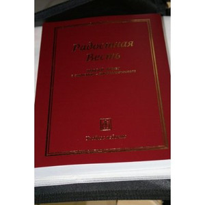 Russian MODERN New Testament translated directly for the original greek text ...