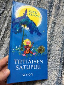 Tiitiäisen Satupuu by Kirsi Kunnas / Tit's Fairytale - Finnish children's poems / Illustrated by Maija Karma / Hardcover / Werner Söderström Ösakeyhtiö Helsinki / WSOY (9789510040553)