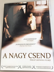 Die Grosse Stille DVD 2005 A nagy csend (Into Great Silence) / Directed by Philip Gröning / Documentary - the everyday lives of Carthusian monks / Die große Stille (5999883203439)