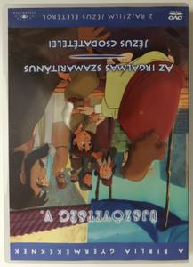 Újszövetség V DVD The New Testament V / Directed by Richard Rich / The Good Samaritan, Miracles of Jesus / Biblia gyermekeknek / 2 rajzfilm Jézus életéről (5999883203910)