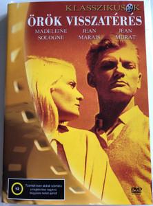 L'Éternel Retour DVD 1943 Örök visszatérés / Directed by Jean Delannoy / Starring: Madeleine Sologne, Jean Marais, Jean Murat, Junie Astor / Klasszikusok / Written by Jean Cocteau (5999545583121)