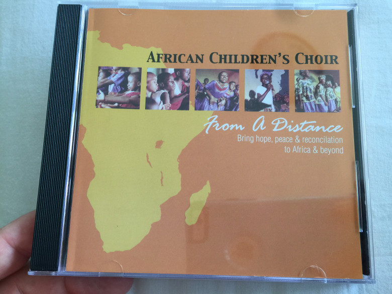 From a Distance by African Children's Choir (2002) Audio CD