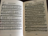 Jarai language Hymnal book / Hra Adoh / Toloi Adoh / Boni Hooc Ko oi adai / Navy Blue Leather bound / Hoi Thanh Tin Lánh 1998 / Jarai worship songs (JaraiHymnal)
