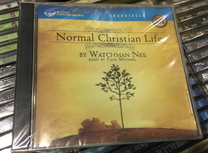 The Normal Christian Life by Watchman Nee - Audiobook Unabridged / Read by Paul Michael (9781596442801)