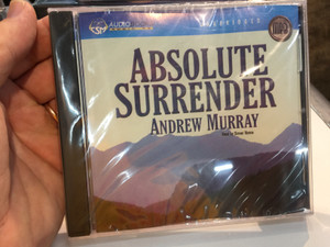 Absolute Surrender by Andrew Murray - Audiobook, CD, Unabridged / Read by Simon Vance (9781596443464)