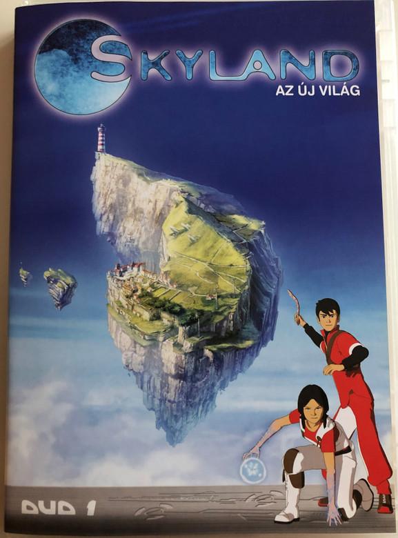Skyland - Le Nouveau Monde Disc 1 DVD 2005 Skyland - az új világ / Directed by Emmanuel Gorinstein / Starring: Tim Hamaguchi, Phoebe McAuley / Skyland, The New World (5996473001444)