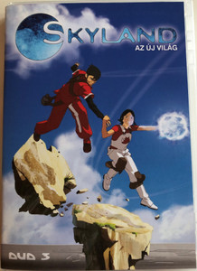Skyland - Le Nouveau Monde Disc 3 DVD 2005 Skyland - az új világ DVD 3 / Directed by Emmanuel Gorinstein / Starring: Tim Hamaguchi, Phoebe McAuley / Skyland, The New World / 4 episodes (5996473001468)
