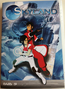 Skyland - Le Nouveau Monde Disc 5 DVD 2005 Skyland - az új világ 5 / Directed by Emmanuel Gorinstein / Starring: Tim Hamaguchi, Phoebe McAuley / Skyland, The New World / 4 episodes (5996473001482)