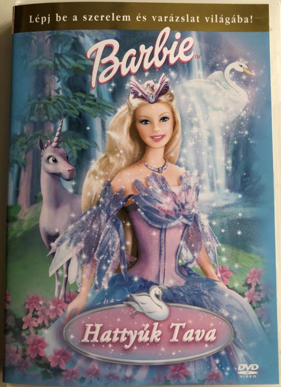 Barbie of Swan Lake DVD 2003 Barbie - A Hattyúk tava / Directed by Owen Hurley / Starring: Kelly Sheridan, Mark Hildreth, Kelsey Grammer, Kathleen Barr (5050582096101)