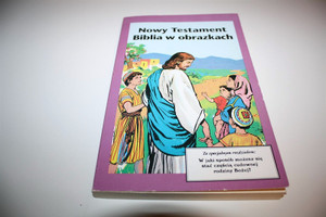 Biblia w obrazkach / Polish Children's Bible