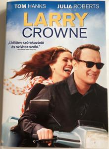 Larry Crowne DVD 2011 / Directed by Tom Hanks / Starring: Tom Hanks, Julia Roberts, Bryan Cranston (5996514009323)