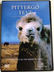 A Pityergő Teve története DVD 2003 The Story of the Weeping Camel / Directed by Luigi Falorni / Starring: Janchiv Ayurzana, Chimed Ohin, Amgaabazar Gonson, Zeveljamz Nyam (5999544250741)