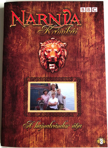 Prince Caspian and the Voyage of the Dawn Treader DVD 1989 Narnia Krónikái: A hajnalvándor útja / Directed by Alex Kirby / BBC TV Series / 6 episodes on Disc / Starring: Warwick Davis, Jonathan R. Scott, Sophie Wilcox, David Thwaites (5996473001789)
