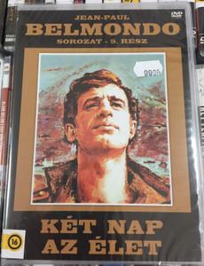 Week-end a zuydcoote DVD 1964 Két nap az élet (Weekend at Dunkirk) / Directed by Henri Verneuil / Starring: Jean-Paul Belmondo, Catherine Spaak / Belmondo Sorozat 9. Rész (5996473012495)