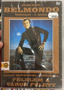 Peur sur la ville DVD 1975 Félelem a város felett (Fear Over the City) / Directed by Henri Verneuil / Starring: Jean-Paul Belmondo, Charles Denner / Belmondo Sorozat 4. Rész (5996473011825)