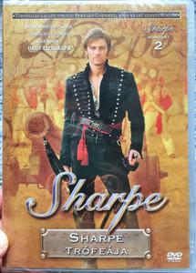 Sharpe Series 2. Sharpe's Eagle DVD 1993 Sharpe Sorozat 2. Sharpe trófeája / Directed by Tom Clegg / Starring: Sean Bean, Brian Cox, Daragh O'Malley, Assumpta Serna, David Troughton (5996473004391)