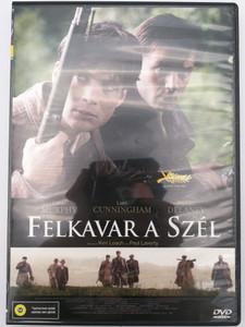 The Wind That Shakes the Barley DVD 2006 Felkavar a szél / Directed by Ken Loach / Starring: Cillian Murphy, Lian Cunningham, Padraic Delaney (5999545561594)