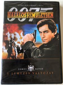 James Bond - The Living Daylights DVD 1987 James Bond 007 - Halálos Rémületben / Directed by John Glen / Starring: Timothy Dalton, Maryam d'Abo, Joe Don Baker, Art Malik, Jeroen Krabbé / Written by Ian Fleming (5996255723731)